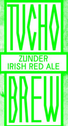 """""""ZUNDER"""" IRISH RED ALE"""