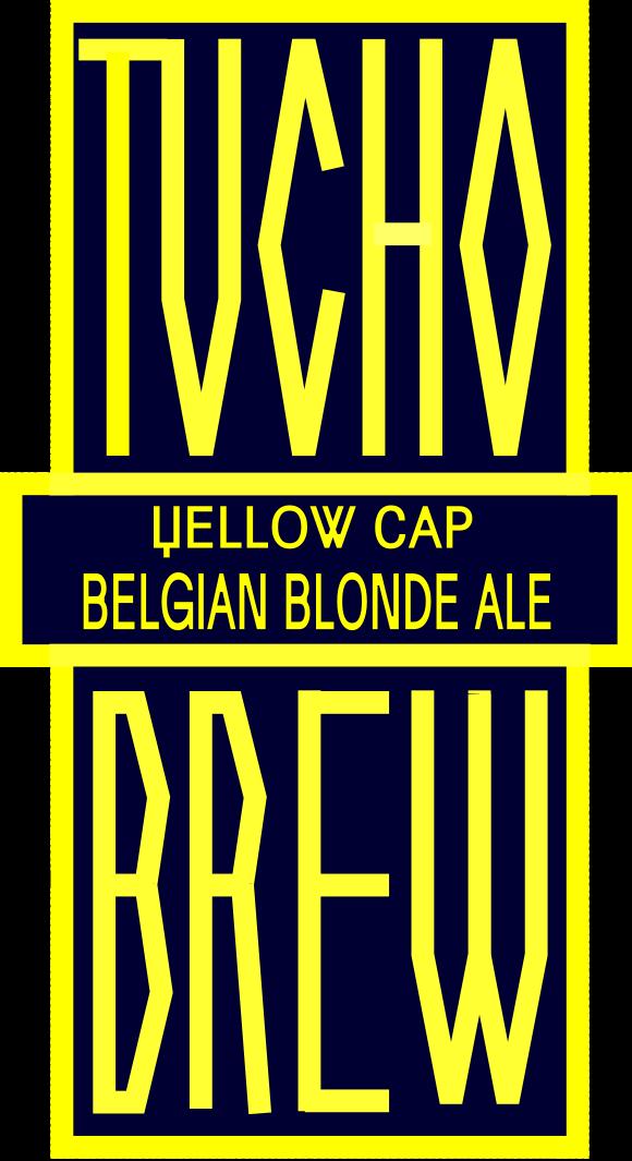 """YELLOW CAP"" BELGIAN BLONDE ALE"
