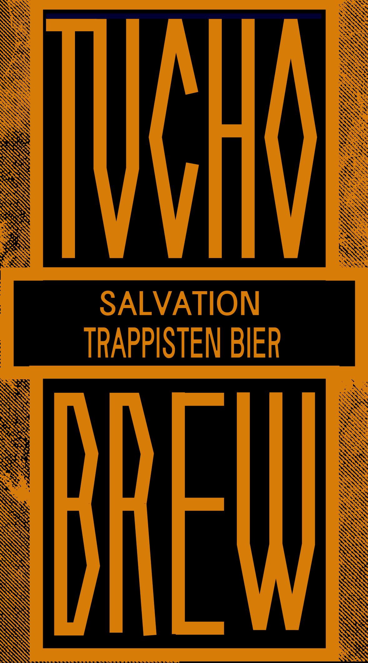 """""""SALVATION"""" TRAPPISTEN BIER"""