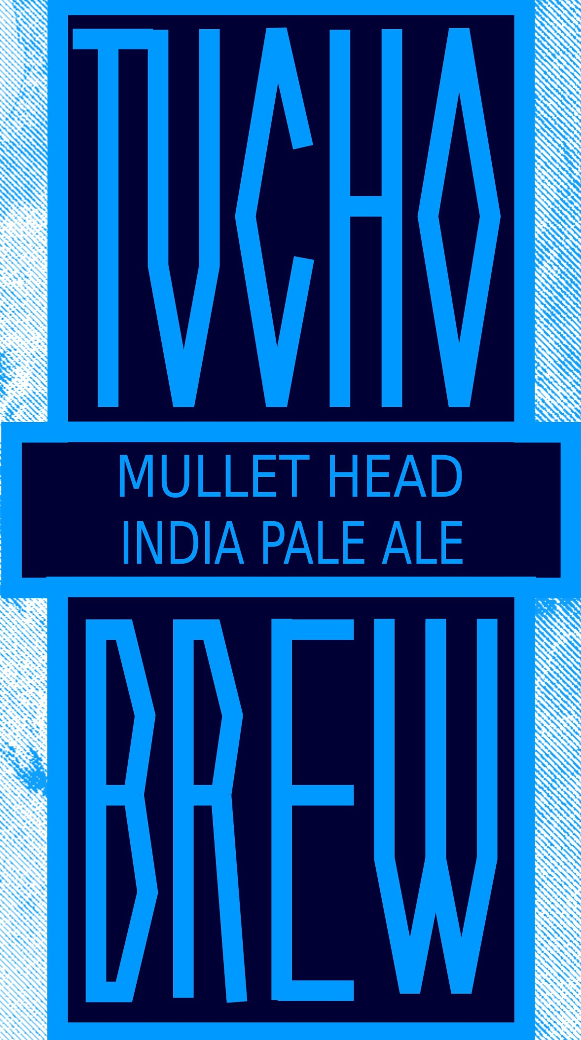 """""""MULLET HEAD"""" INDIA PALE ALE"""