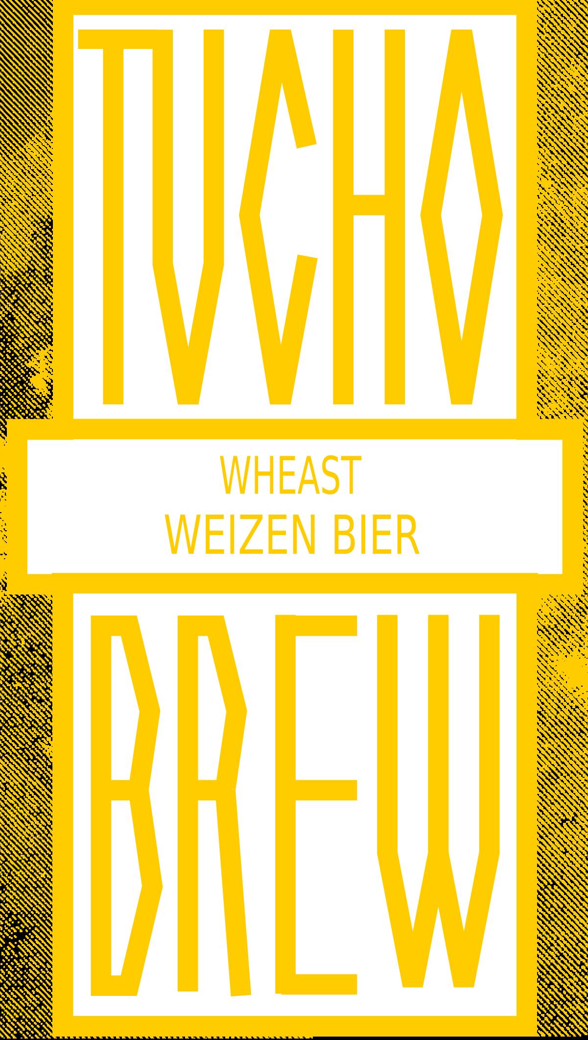 """""""WHEAST"""" WEIZEN BIER"""