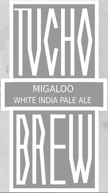 """MIGALOO"" WHITE INDIA PALE ALE"